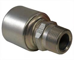 Gates 12g 12mbspt Megacrimp Male British Standard Pipe Tapered Japanese Tapered Thread Braided Fittings Wbc Industrial